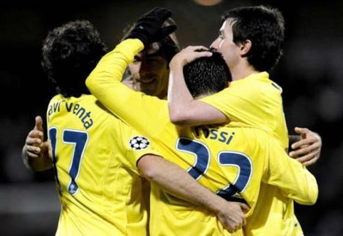 Villarreal biraz abarttı: 27-0